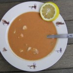 Blue Fish Soup recipe