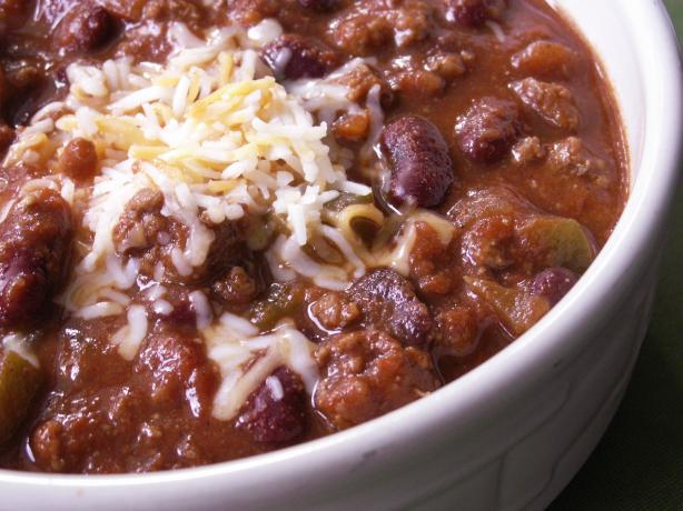 Venison Chili Recipe using Sportsmanstable.com chili seasoning mix