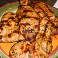 Grilled Game Sauce Chicken